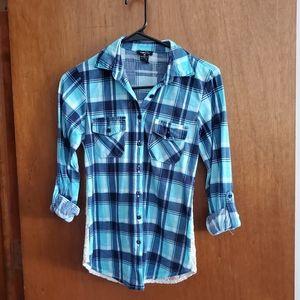 Rue21 Plaid Shirt
